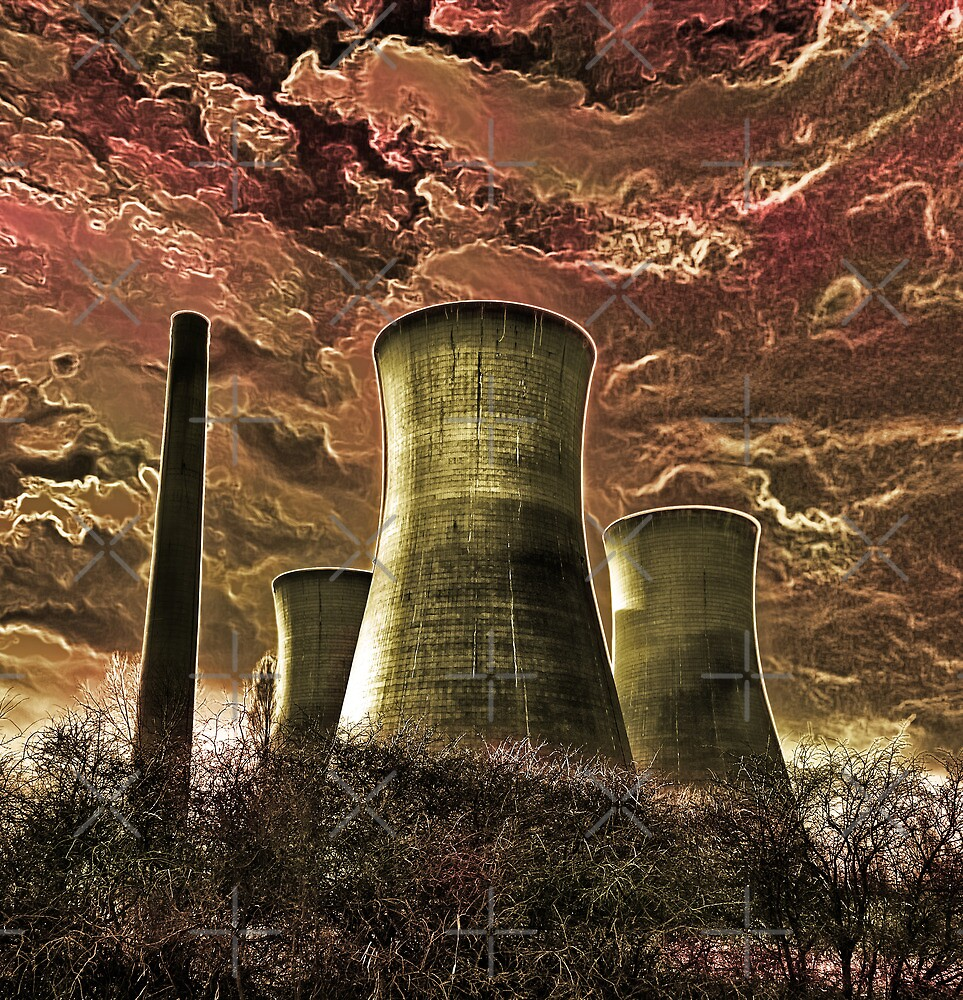 End of an era...! by Geoff Carpenter