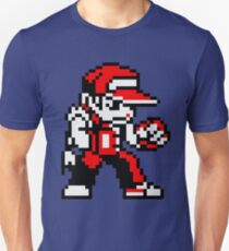 Terry Bogard (Fatal Fury/KOF) - SNK Sprite T-Shirt