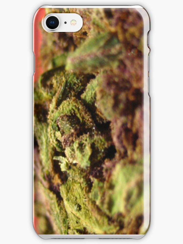 Mary Jane - iPhone Case by hallucingenic