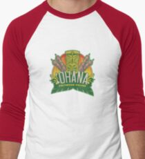'Ohana means family ... Men's Baseball ¾ T-Shirt