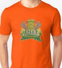 'Ohana means family ... Slim Fit T-Shirt
