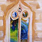 Stained glass by Linda Ridpath