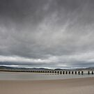 Arnside Viaduct by Bob Culshaw