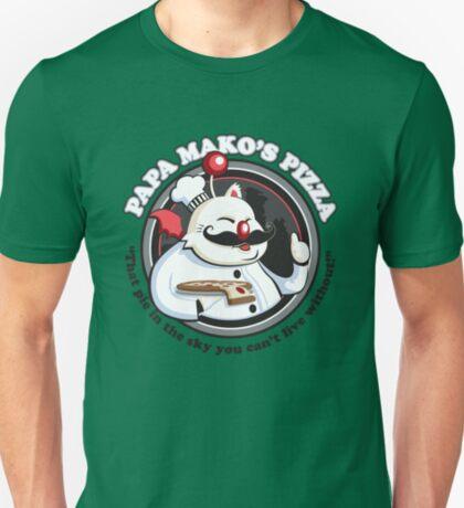 Papa Mako's Pizza T-Shirt