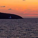 Sunrise Falmouth Bay by Brian Roscorla