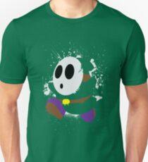 Splattery Shy Guy Style 2 Unisex T-Shirt
