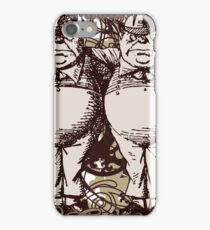 Tweedledum & Tweedledee Carnivale Style iPhone Case/Skin