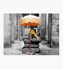 Mediation  Photographic Print