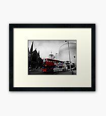 Birmingham Framed Print