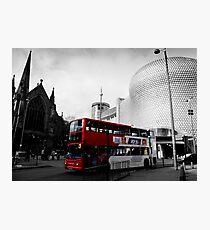 Birmingham Photographic Print