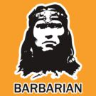 Conan the Barbarian by khomel