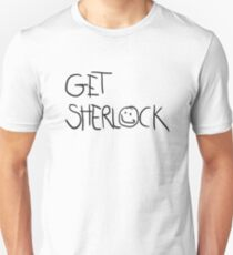 Moriarty's Message in Black T-Shirt