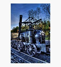Pockerley Waggonway Puffing Billy Photographic Print