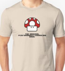 Performance Mushrooms Unisex T-Shirt