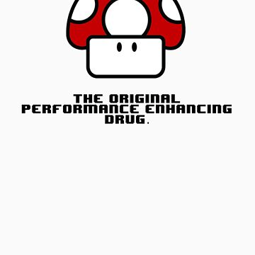 Performance Mushrooms by Coattails