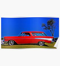 '57 Nomad Poster