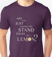 Like a lemon white. T-Shirt