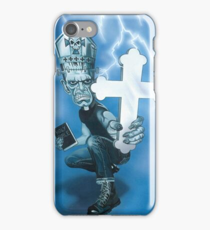 The Hip Priests iPhone Case/Skin