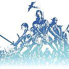 Final Fantasy 11 logo XI by Geekstuff