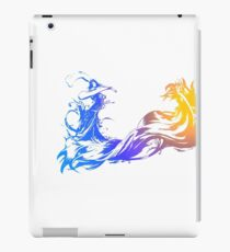 Final Fantasy 10 logo X iPad Case/Skin