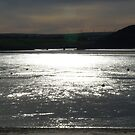Across The River Shimmer. Rock, Cornwall, no.2. by greenstone