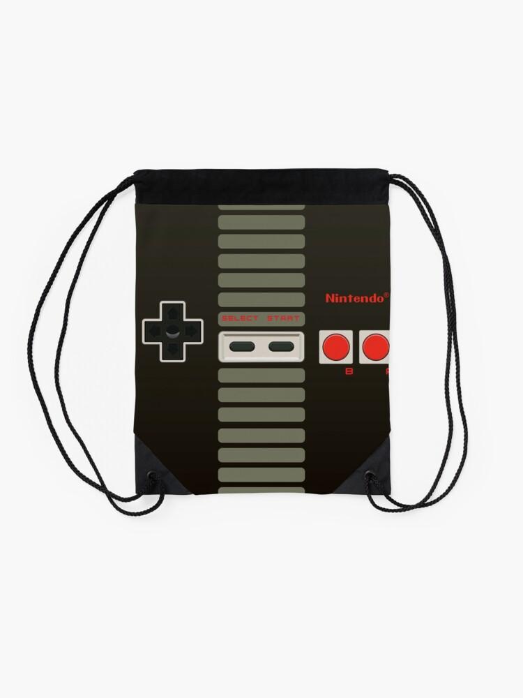 Vista alternativa de Mochila de cuerdas Controlador de Nintendo