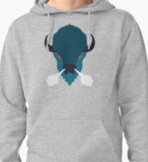 Buffalo by Wylee Sanderson Pullover Hoodie