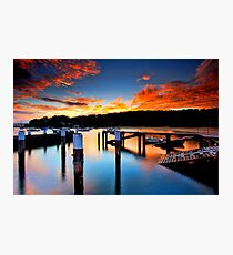 Balmoral Sunrise Photographic Print