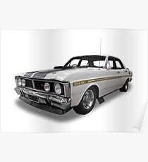 Ford - XY GT Falcon Poster