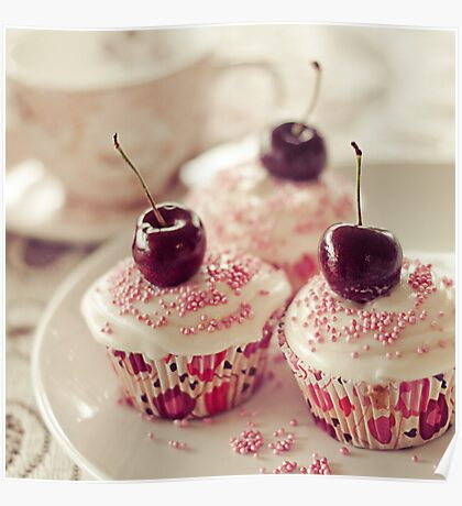 A little cupcake heaven... Poster