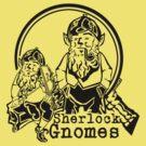 Sherlock Gnomes by Ryleh-Mason