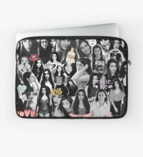 Funda para portátil Lauren Jauregui de Fifth Harmony Collage