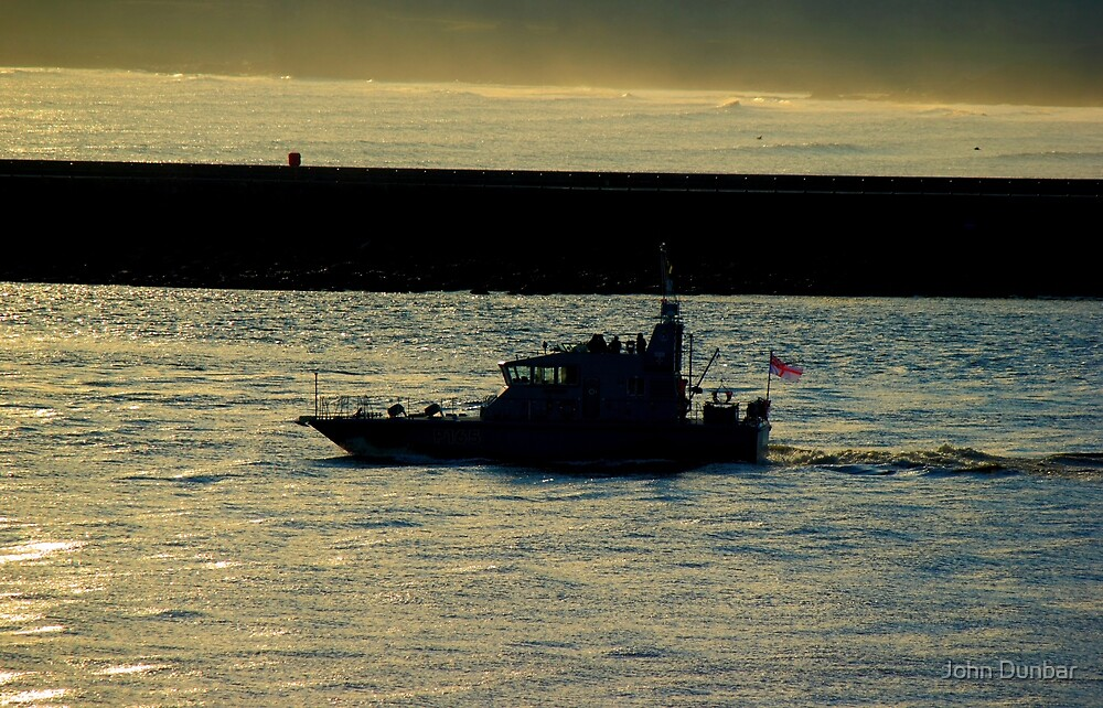 HMS Example by John Dunbar