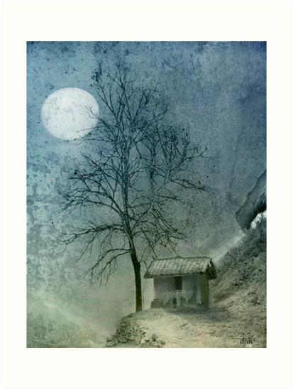 China Moon by Diane Johnson-Mosley