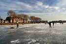Ice Fun in Hoorn by Jo Nijenhuis