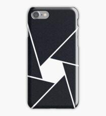 Elegant aperture iPhone Case/Skin