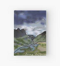 Cuaderno de tapa dura The Highlands