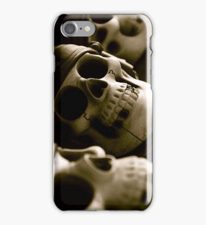 Skull Jack (Horizontal) iPhone Case/Skin