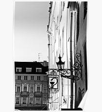 Tallinn BW. Poster