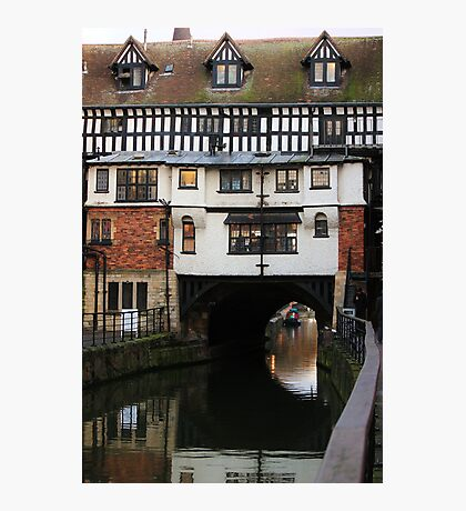 The Glory Hole, Lincoln Photographic Print