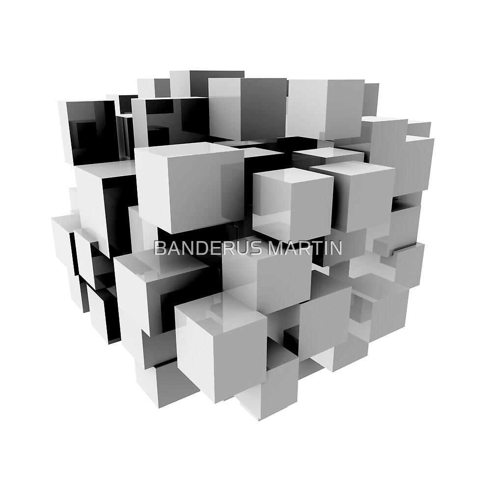 Cube by BANDERUS MARTIN