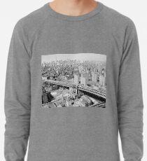 Sudadera ligera Manhattan Black and White Photograph