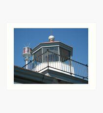 Lighthouse Deck Art Print