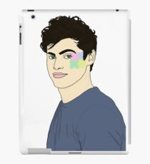 Matthew Daddario iPad Case/Skin