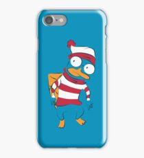 Where's Perry? iPhone Case/Skin