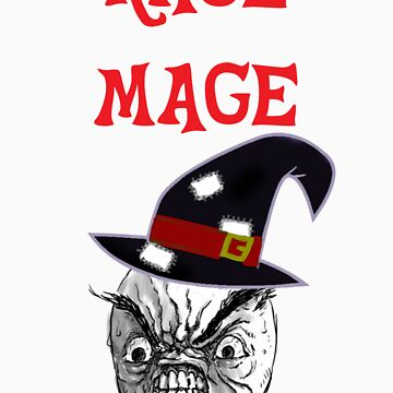 Rage Mage by FurtiveFox57
