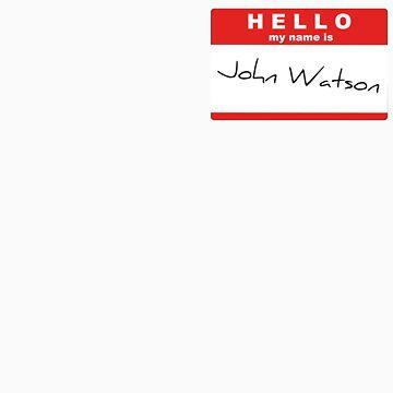 My Name is John Watson by jjangmiki