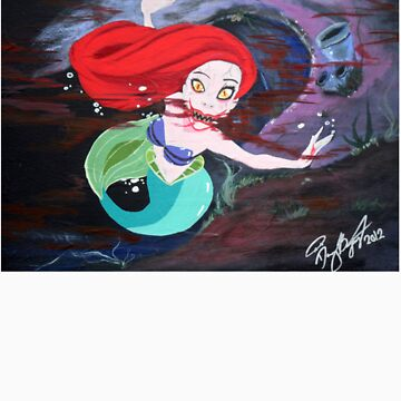 Ariel's Awakening by Iroek