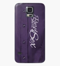 The Purple Shirt of Sex Case/Skin for Samsung Galaxy