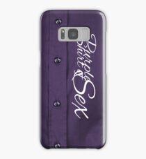 The Purple Shirt of Sex Samsung Galaxy Case/Skin